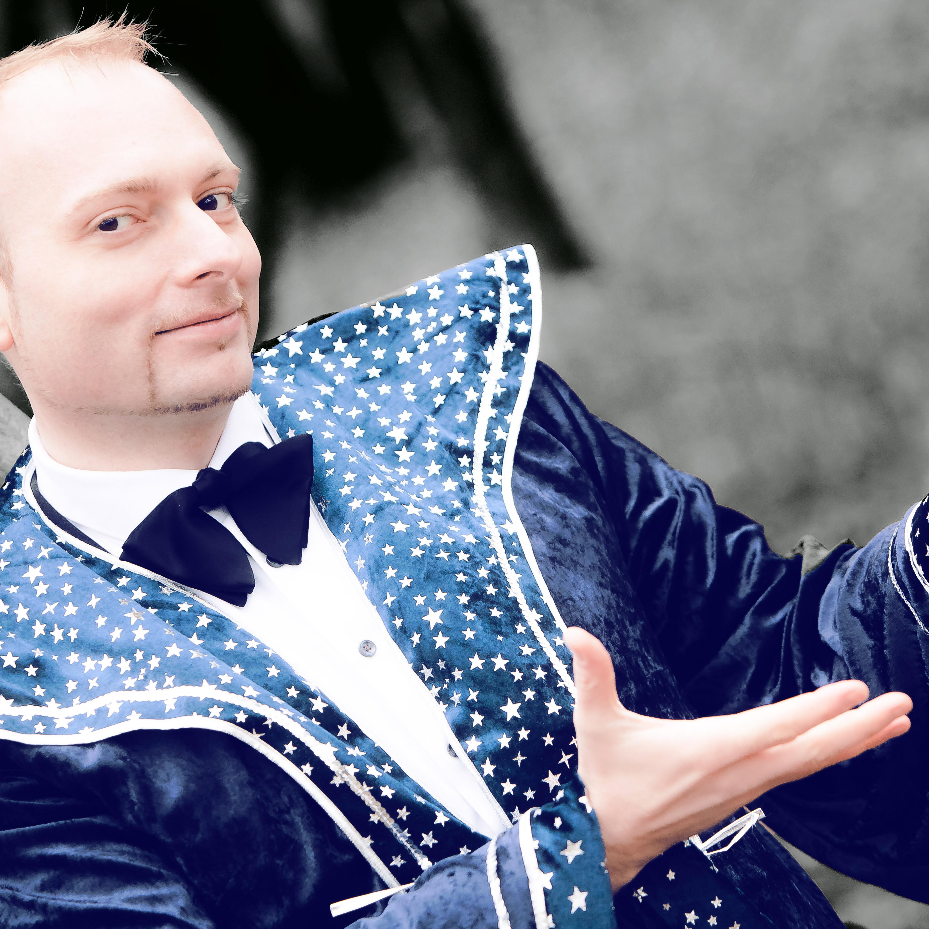 Zaubershow für Kinder